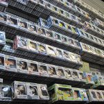 We have shelves of Funko Pop Figures