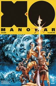 X-O Manowar TPB Volume 1