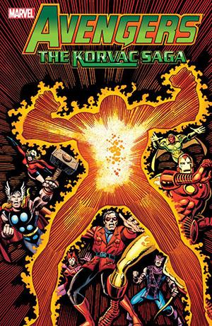 Avengers: The Korvac Saga
