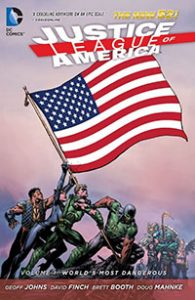 Justice League of America (New 52)