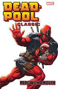 Deadpool: Merc With a Mouth
