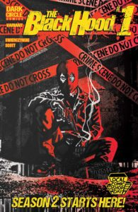 The Black Hood Season 2 #1
