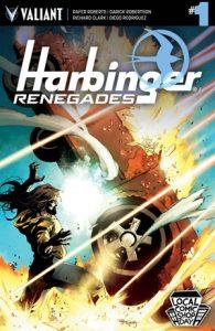 Harbinger Renegade #1