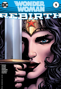 Wonder Woman (Rebirth)