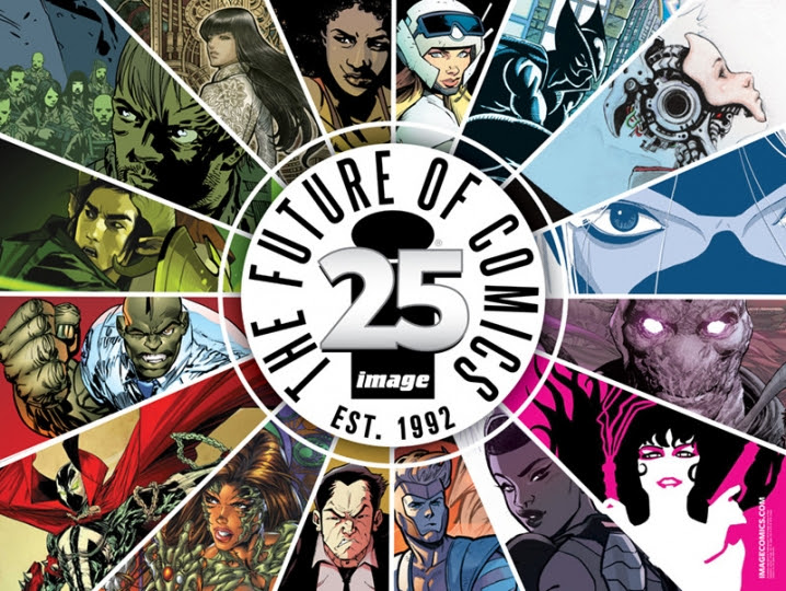 25 Years of Image Comics