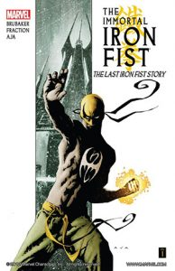 The Immortal Iron Fist