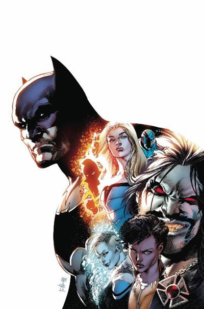 Justice League of America Rebirth