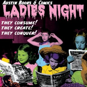 Austin Books Ladies Night VI
