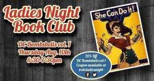 Ladies Book Club VI - DC Bombshells