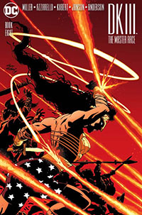 The Dark Knight III: The Master Race #8