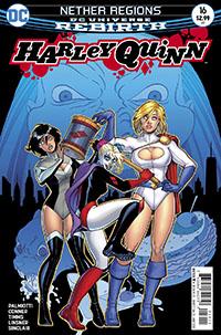 Harley Quinn #16