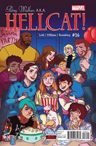 Patsy Walker aka Hellcat! #16