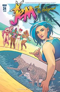 Jem and the Holograms #24