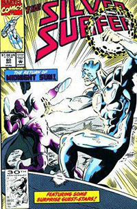 Silver Surfer #60