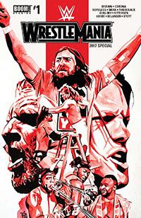 WWE Wrestlemania Special