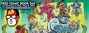 Free Comic Book Day at Austin Books & Comics