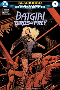 Batgirl and the Birds of Prey #9