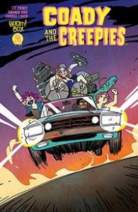 Coady and the Creepies #2