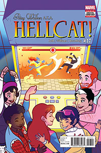 Patsy Walker AKA Hellcat! #17