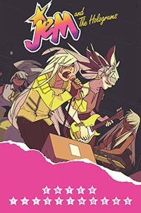 Jem and the Holograms Vol 4