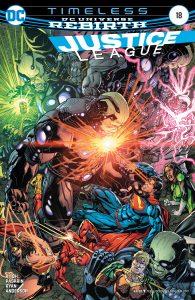 Justice League #18