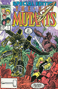 New Mutants Special #1