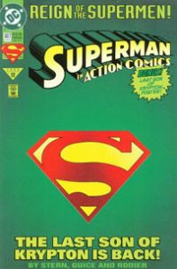 Superman #687