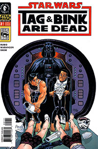 Star Wars: Tag and Bink Are Dead
