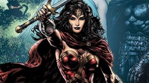 Wonder Woman Day at Austin Books