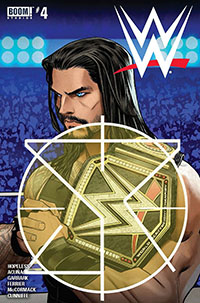 WWE #4