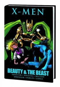 X-Men: Beauty and the Beast