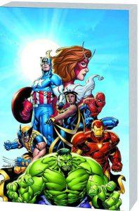Marvel Universe Avengers