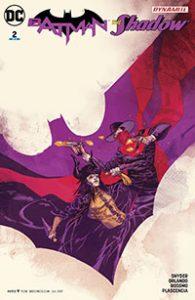 Batman/The Shadow #2