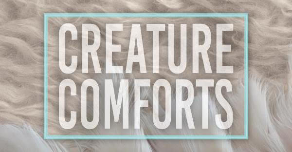 Creature Comforts Art Show