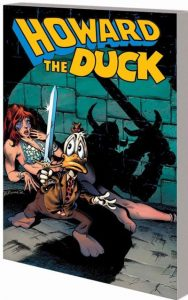 Howard the Duck Complete Collection TP Vol 1