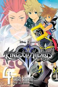 Kingdom Hearts II Volume 4