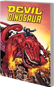 Devil Dinosaur Complete Collection TPB