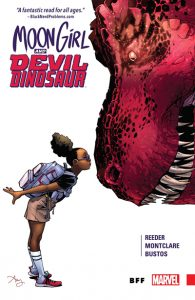 All-Ages Book Club I - Moon Girl and Devil Dinosaur