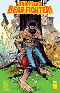Shirtless Bear Fighter #1