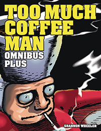 Too Much Coffee Man Omnibus Plus