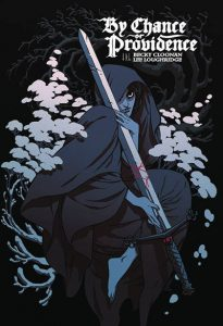 By Chance or Providence Signing with Becky Cloonan