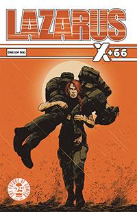 Lazarus X+66 #1