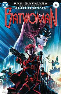 Batwoman #6