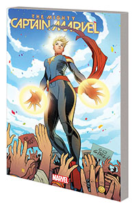 The Mighty Captain Marvel TPB Volume 1