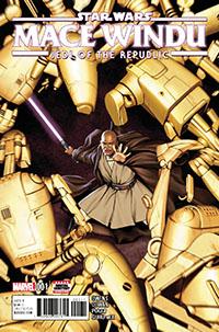 Star Wars: Mace Windu #1