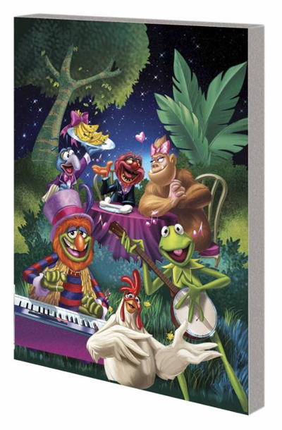 The Muppets 4 Seasons TPB