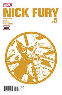 Nick Fury #5