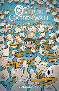 Over the Garden Wall TPB Volume 2