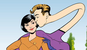 Ralph and Sue Dibny
