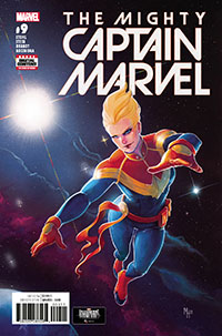 The Mighty Captain Marvel #9